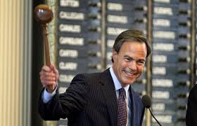Joe Straus Gavel