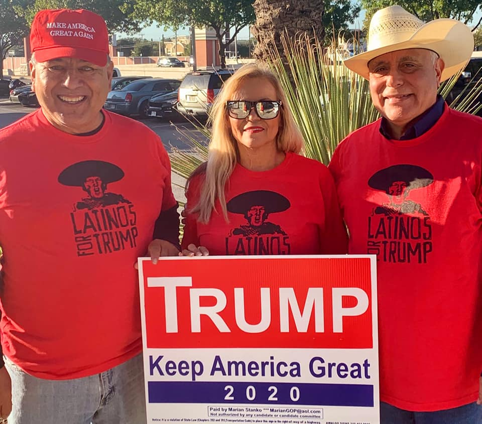 Latinos for Trump 11 9 19